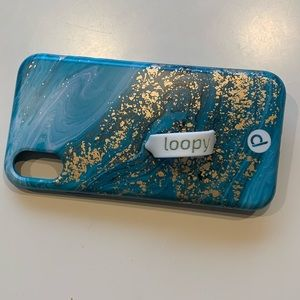 Loopy iPhone XR phone case